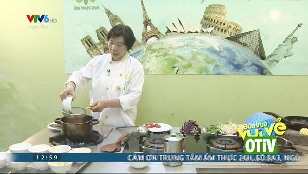 Học nấu ăn ngon