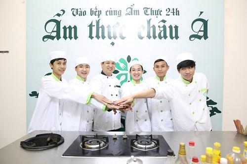 học đầu bếp chuyên nghiệp